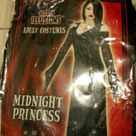 Midnight Princess Halloween Costume